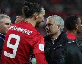Mourinho muốn đưa Zlatan Ibrahimovic về lại Man Utd