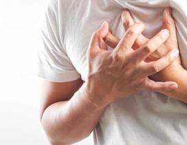 Bệnh tim mạch gây ra 1/3 số ca tử vong do bệnh tật
