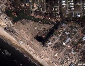 Siêu bão Michael tấn công nước Mỹ: 16 người chết, cả thị trấn bị xóa sổ