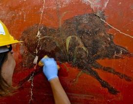 Tìm thấy điện thờ 2.000 năm tuổi nằm im lìm dưới lớp tro bụi núi lửa