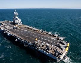 Uy lực hai mẫu tàu sân bay hạt nhân mạnh nhất thế giới