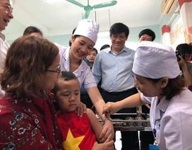 Bộ y tế kêu gọi tiêm vắc xin, giữ vệ sinh cá nhân phòng bệnh