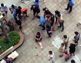Hà Nội: Hé lộ danh tính nghi phạm nổ súng bắn vợ ở chung cư VOV
