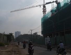 Người dân thành phố đang chết mòn vì bụi và tiếng ồn