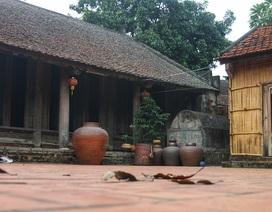 Cận cảnh ngôi nhà cổ 400 năm tuổi, giá chục tỷ ở Hà Nội