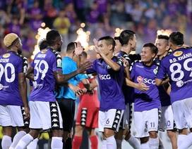 Mùa giải bóng đá Việt Nam 2018 đi đến nơi về đến chốn!