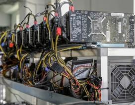 Bộ Công Thương đề xuất chưa ngừng nhập máy đào tiền ảo