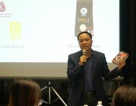 """CEO Phan Minh Thông: """"K – Coffee cùng nông dân làm cà phê chuẩn quốc tế UTZ và BRC"""""""