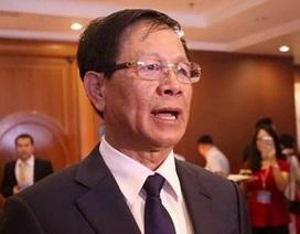 Cựu Trung tướng Phan Văn Vĩnh phải nhập viện
