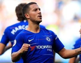 Các đồng đội hy vọng Eden Hazard ở lại Chelsea