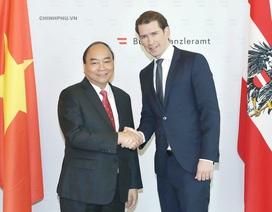 Việt Nam là đối tác thương mại lớn nhất của Áo tại Đông Nam Á