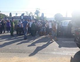 Hai nhóm thanh niên hỗn chiến giữa quốc lộ, 1 người bị thương nặng