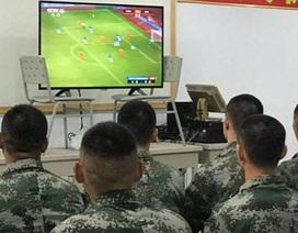"""Cận cảnh cầu thủ trẻ Trung Quốc bị """"ép"""" tập luyện như bộ đội"""