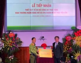 Ngân hàng mô đầu tiên của Việt Nam đi vào hoạt động