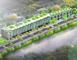 """""""Cơn sốt"""" shophouse 3 trong 1, thu hút giới đầu tư bất động sản Lào Cai"""