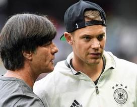 """Tuyển Đức không """"trảm"""" thủ thành Neuer dù sa sút phong độ"""