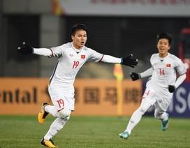 """Quang Hải: """"Tuyển Việt Nam tự tin đứng đầu bảng ở AFF Cup 2018"""""""