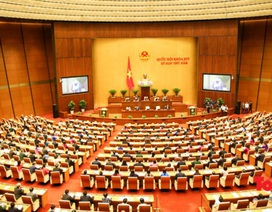 Quốc hội bầu Chủ tịch nước tại kỳ họp thứ 6