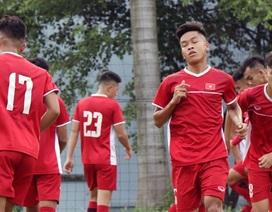 U19 Việt Nam chia tay hai cầu thủ trước thềm giải U19 châu Á