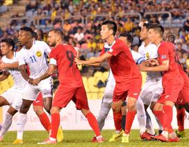 Cả 4 đối thủ của đội tuyển Việt Nam đều thất bại trước thềm AFF Cup