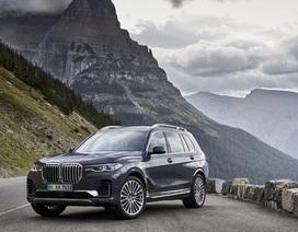 BMW X7 đã sẵn sàng cho cuộc chiến với Mercedes-Benz GLS