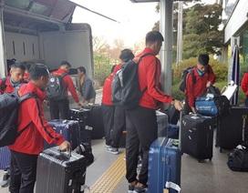 Vừa đến Hàn Quốc, HLV Park Hang Seo đã nói điều bất ngờ về tuyển Việt Nam