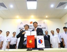 Hàn Quốc giúp Huế ghép gan mang tầm quốc tế