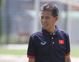 HLV Hoàng Anh Tuấn vẫn mong Đoàn Văn Hậu dự giải U19 châu Á