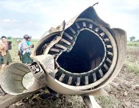 Hai máy bay do Trung Quốc sản xuất rơi liên tiếp ở Myanmar, 3 người chết
