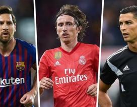 Luka Modric coi C.Ronaldo là bạn tốt, không muốn làm đồng đội với Messi
