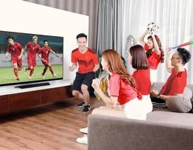 Chọn TV 4K nào để thưởng thức AFF Cup 2018?