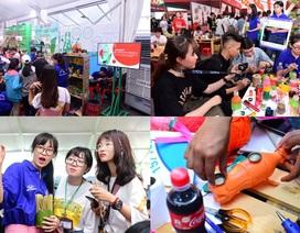 Lễ hội ẩm thực châu Á cùng chung tay bảo vệ môi trường