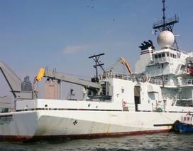 """Tàu hải quân Mỹ cập cảng Đài Loan, Trung Quốc """"nóng mặt"""""""