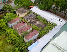 Hà Nội: Khu xử lý nước thải tiền tỷ bỏ hoang 10 năm