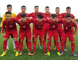 Lịch thi đấu thuận lợi cho U19 Việt Nam tại giải châu Á