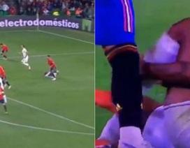 Sergio Ramos tung bằng chứng minh oan cho bản thân
