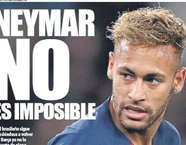 Hối hận, Neymar ngỏ ý trở lại Barcelona