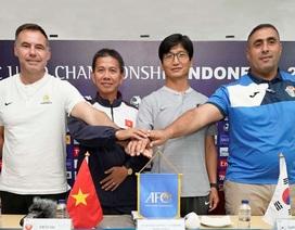 Các đối thủ của U19 Việt Nam thận trọng, HLV Hoàng Anh Tuấn mơ kỳ tích