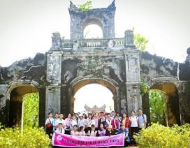 Ra mắt nhiều tour du lịch mới lạ của Khoa Du lịch – Đại học Huế