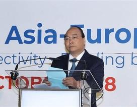 Thủ tướng: Việt Nam là đối tác thương mại của hơn 200 quốc gia và vùng lãnh thổ