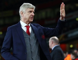HLV Wenger bất ngờ xác nhận thời điểm trở lại
