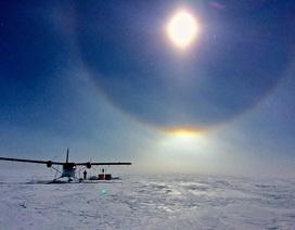 """Phát hiện """"tiếng hát"""" kì lạ từ thềm băng lớn nhất trên Trái Đất"""