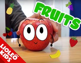 Tiếng Anh trẻ em: 10 phút thuộc làu từ vựng chủ đề hoa quả