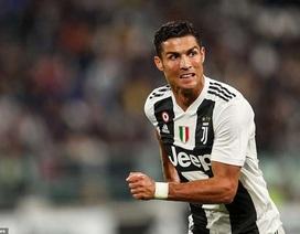 """C.Ronaldo và """"tấm áo mới"""" ở Juventus"""