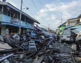 Động đất/sóng thần tại Indonesia: 34 sinh viên bị chôn vùi, 52 người mất tích