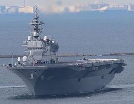 Nhật Bản điều tàu chiến lớn nhất tới Sri Lanka, gửi thông điệp tới Trung Quốc