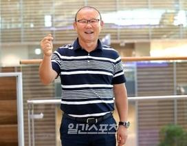 """HLV Park Hang Seo: """"Tôi chưa phải đã thành công với bóng đá Việt Nam"""""""