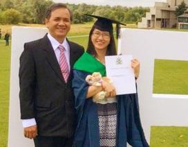 """Cô gái Tiền Giang giành học bổng toàn phần bậc Tiến sĩ ngành Y sinh """"khó nhằn"""" tại Anh"""