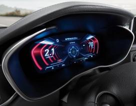 Lần đầu tiên ô tô được trang bị đồng hồ 3D