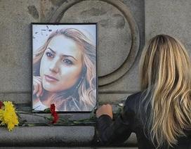 Nữ nhà báo Bulgaria bị sát hại và hiểm họa đón đường nghề nguy hiểm